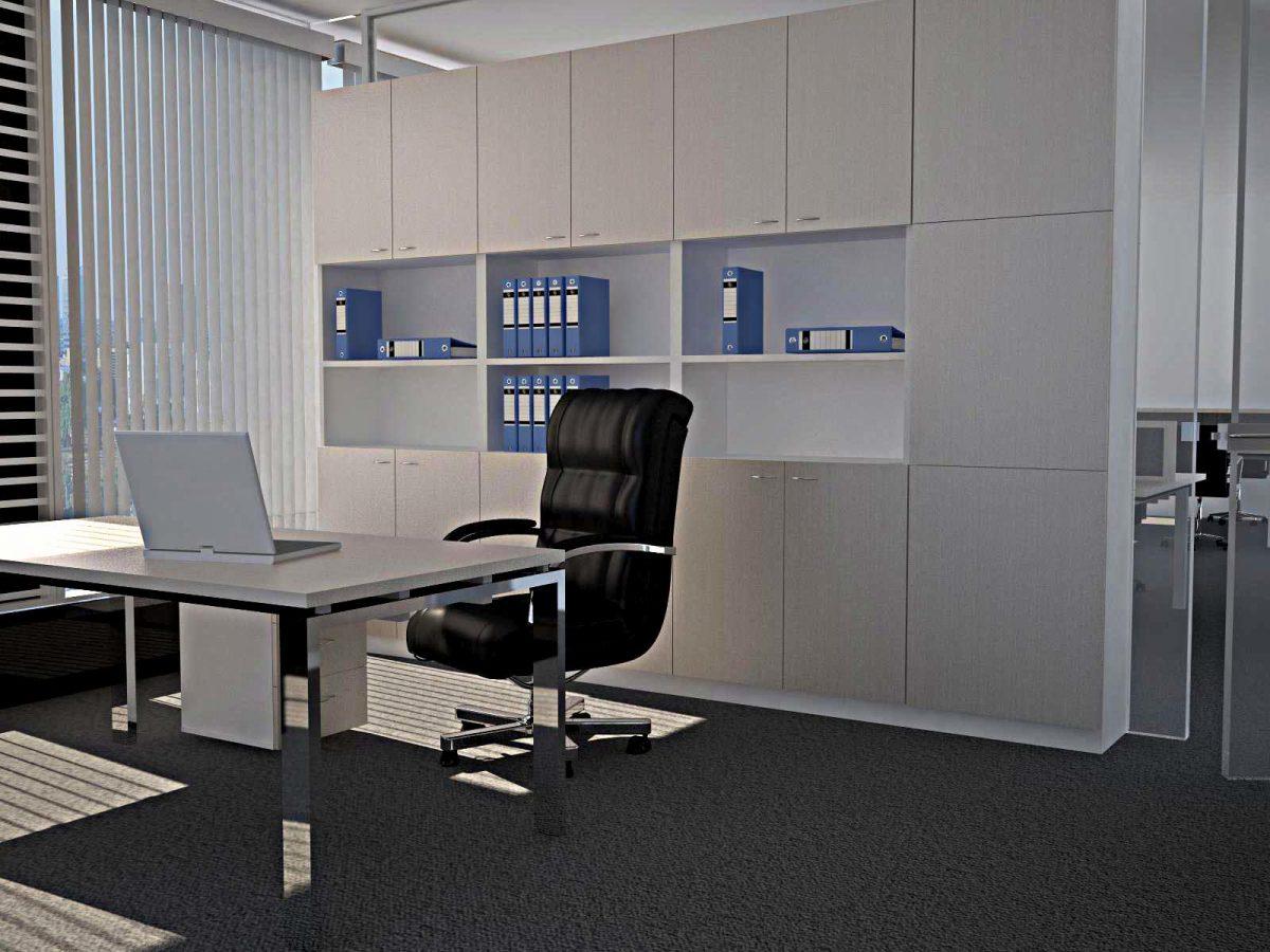 Визуализация на офис