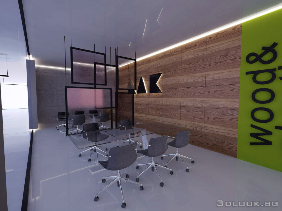 Design and visualization of Wood and Plastic lab