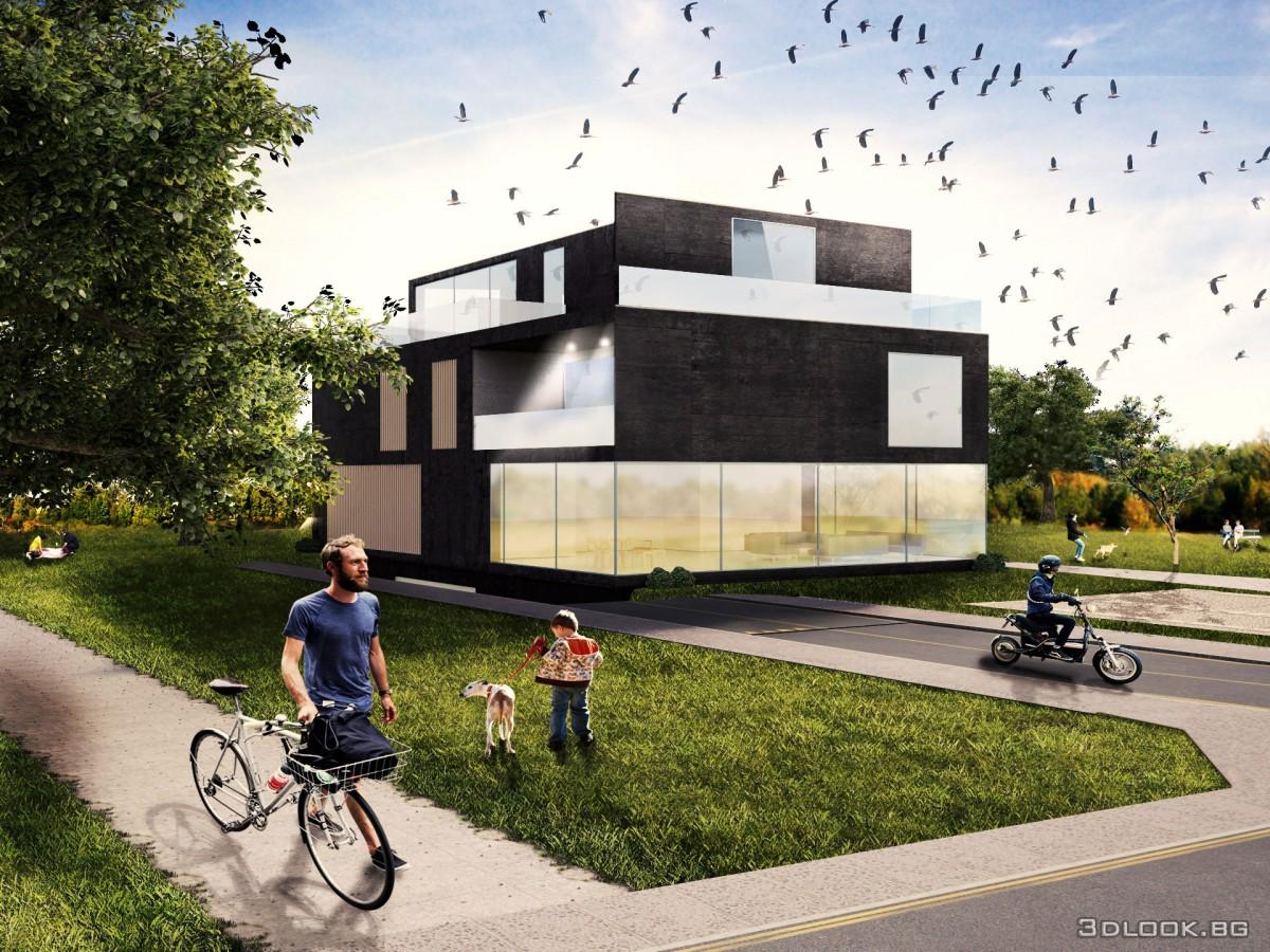 Архитектурна визуализация