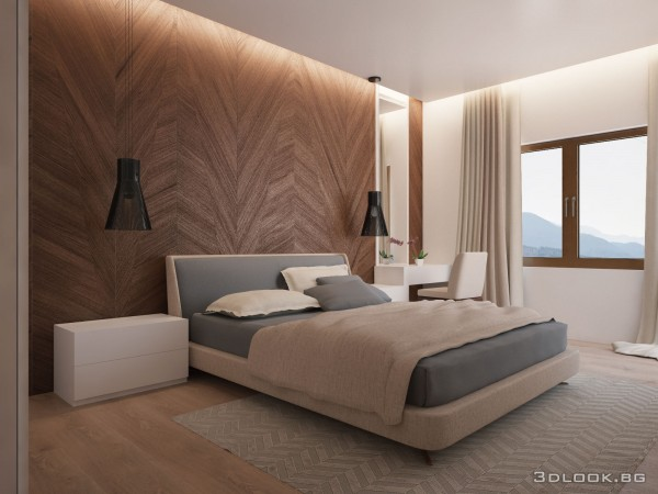 interior design of bedroom