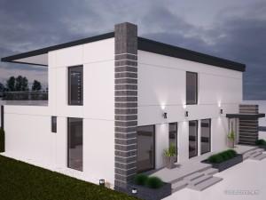 архитектурна визуализация изглед 2