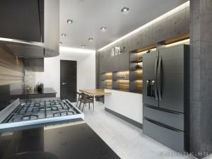 Интериор на кухня