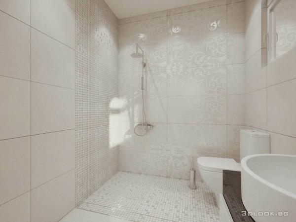 3d дизайн на баня