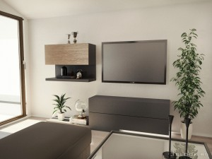 design of livingroom