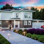 Екстериорна 3D визуализация на къща