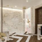 3д визуализация на баня